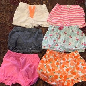 Other - 6 pair 18 month shorts